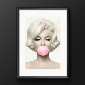 Marilyn Monroe Wall Art 2 For $50 Or 4 For $20each